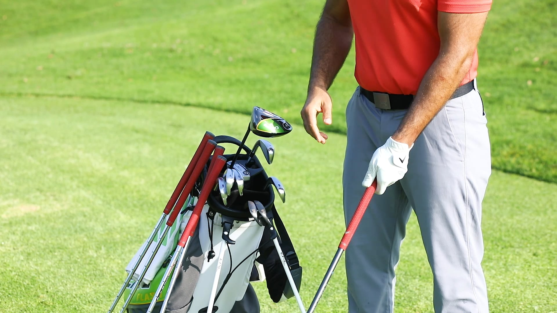 How all of the golf clubs work
